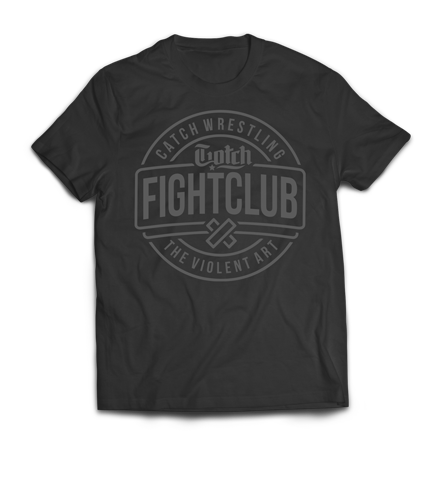 Catch Wrestling Fight Club - Gotch Fightwear T-Shirts