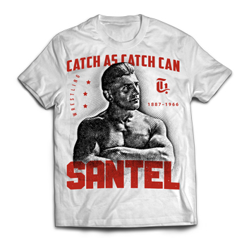 Santel T-Shirt from Gotch Fightwear