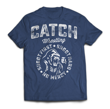 Gorilla Kai Catch Wrestling T-Shirt from Gotch Fightwear