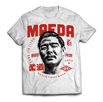 Mitsuyo Maeda T-Shirt from Gotch Fightwear
