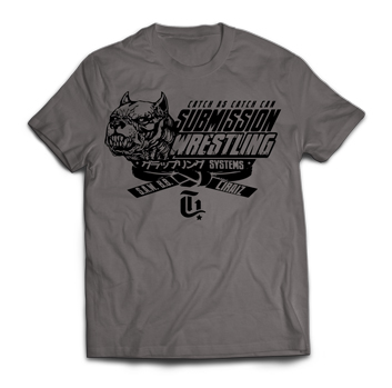 Submission Wrestling T-Shirt from Gotch Fightwear