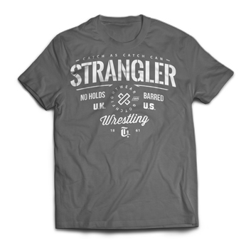 Strangler T-Shirt from Gotch Fightwear