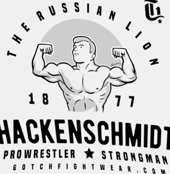 Hackenschmidt Gotch Fightwear T-Shirt